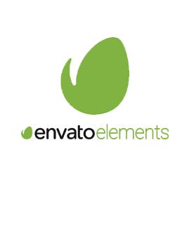 1 Aylık Envato Elements